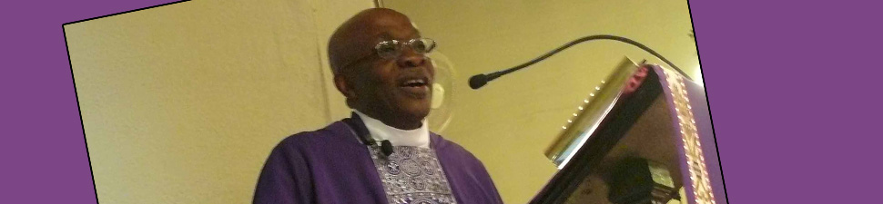 Father Williams - Our Rector